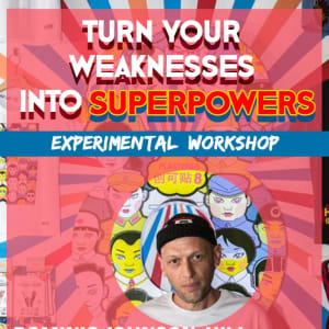 Turn your weaknesses into superpowers - Dominic Johnson-Hill