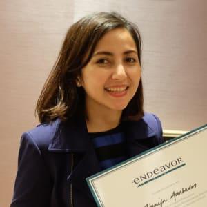 Hanifa Ambadar (Female Daily Network)