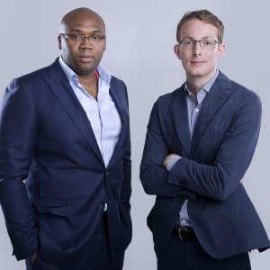 Jason Njoku and Bastian Gotter (Iroko, Spark)