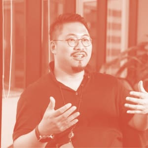 8/28 Start up to change the world 用創業改變世界吧 by John Yeh (Fireside chat)