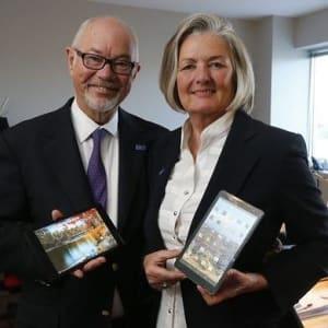 JP and Ulla Bak (Bak USA LLC)