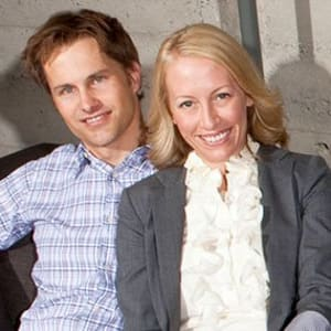 Kevin & Julia Hartz (Eventbrite)