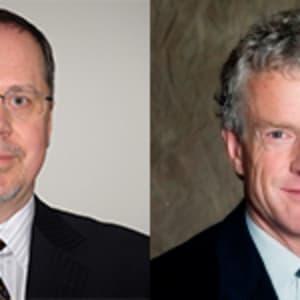 Liam Christie & Bob McKenzie (MetroNet Comms Corp)