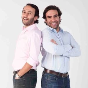 Louis  Lebbos & Muhammed Mekki (AstroLabs)