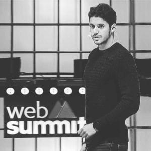 Luís Roque (HUUB Founder) at Startup Grind Porto