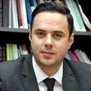 Lumir Abdixhiku (Riinvest Institute)