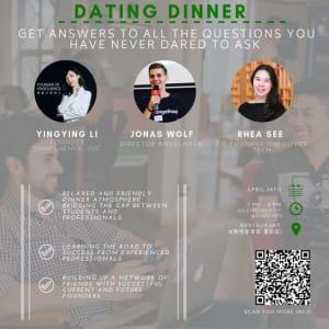 Entrepreneurial Speed Dating Dinner