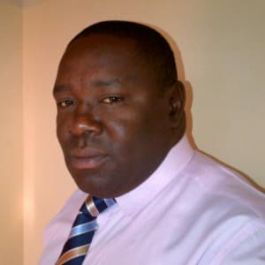 Moses Nyama (Radio Q-FM)