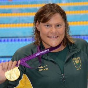 SA's Most Decorated Paralympian Swimmer Talks Business