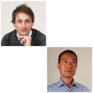 Arnaud Salomon SMEX.city / SMEX.world Founder & Jean-Baptiste Decorzent Director Inclusive Finance