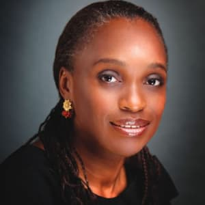 We are hosting Omobola Johnson (VC and Former ICT Minister)