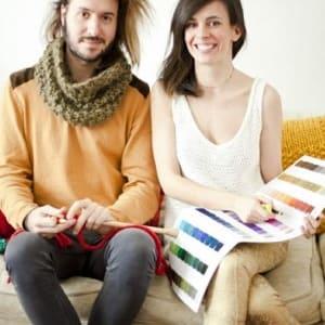 Pepita Marín & Alberto Bravo (We are knitters)