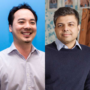Successful Founder Series: Perkbox, Chieu Cao (CMO) & Saurav Chopra (CEO)
