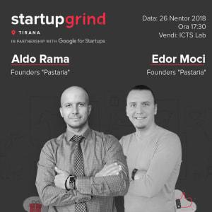 Edor Moci and Aldo Rama