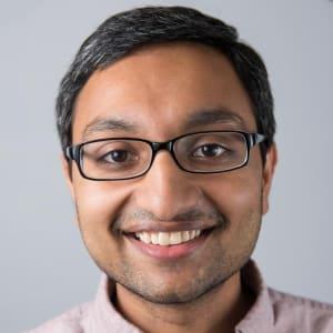 Harsh Patel, CEO Galvanize