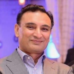 Fireside Chat with Mr Qamar Aftab