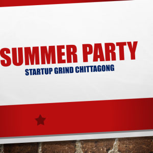 Summer Party! Learning with Fun! Hosted by eight Rotary Clubs of District 3282 Bangladesh!
