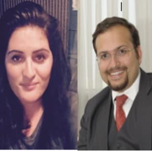 Rima(Nabbesh) & Hassan(500 Startups) (6pm-8pm)