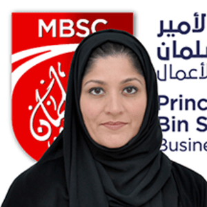 We are hosting Dr. Asma Siddiki of Mohammad bin Salman College of Business