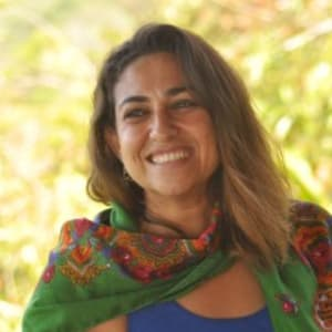 Sara El Sayed (Biomimicry Professional and Biologist)