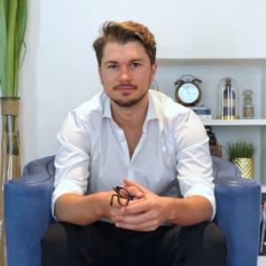 We are Hosting Sebastian Scholl - Founder of (RampEX)
