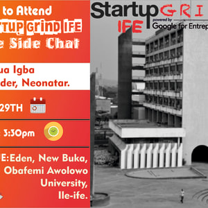 FIRESIDE CHAT WITH TOSIN ADEBUSUYI