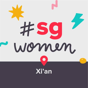 SG Women Month | 科技女性的生存指南A Survival Guide For Tech Ladies