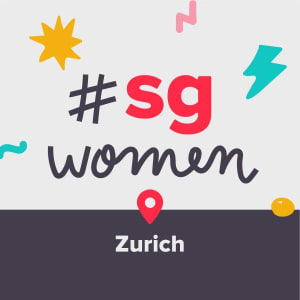 Female founders' month at Startup Grind Zurich