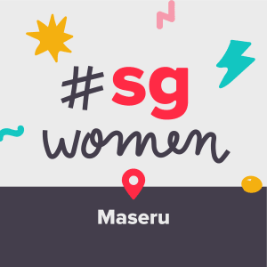 Celebrating Female Founder  #SGWomen