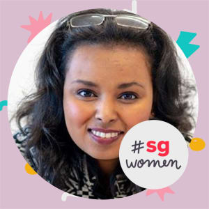 #SGWomen: From Academia to Entrepreneurship - Real Life Lessons from Riham Satti