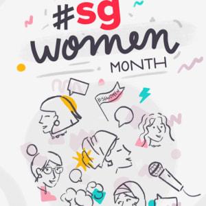 SG Women Month Worldwide in Partnership w/ Girls in Tech Gibraltar