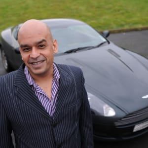 Shaf Rasul (SRA Ventures)