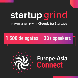 Startup Grind Europe-Asia Connect