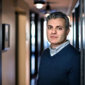 Lamine Zarrad, CEO and Founder, Joust