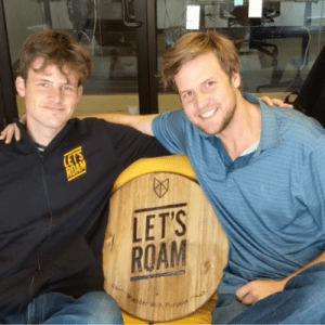 Charlie Harding, Co-founder and CEO Let's Roam