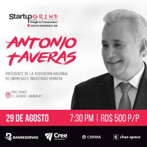 Antonio Taveras Guzmán: Líder del empresariado dominicano