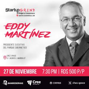Eddy Martínez: Impulsando la nueva generación de líderes tecnológicos en RD