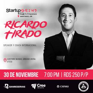 Ricardo Tirado:  Inspirando a un  continente a superarse