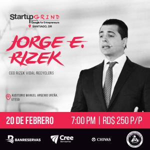 Jorge Emilio Rizek Vidal: