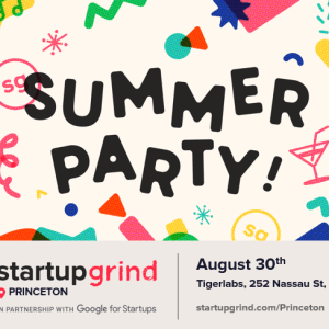 Summer Party with Startup Grind