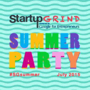 Summer Party (hosted @ Patriarche Park)