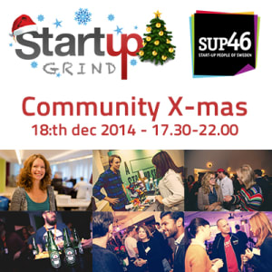 SUP46 X-mas Mingle w Jessica Stark CEO (SUP46)