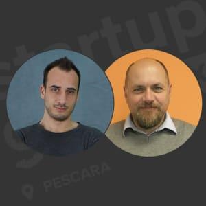 Lorenzo Di Berardino (Apio) & Antonio Natale (TeamDev)