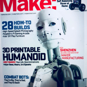 Maker session with Dale Dougherty, Founder, CEO, MAKE Media