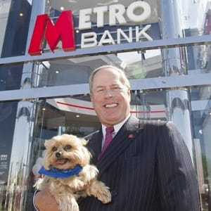 Vernon Hill II. (Metrobank)
