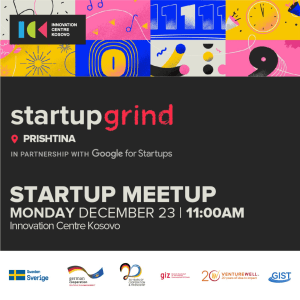 Startup Networking Event