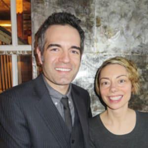 Vic Christopher & Heather LaVine (Lucas Confectionery/Peck's Arcade)