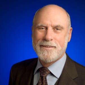 Vint Cerf (Internet Pioneer, Google)