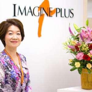 Yuko Sasakawa (Imagine Plus Co. Ltd)