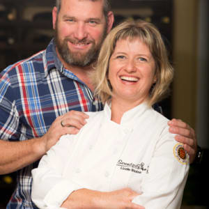We Are Hosting Power Couple Rudolf & Lizelle Stolze Owners Of World Renown Restaurant - Serendipity